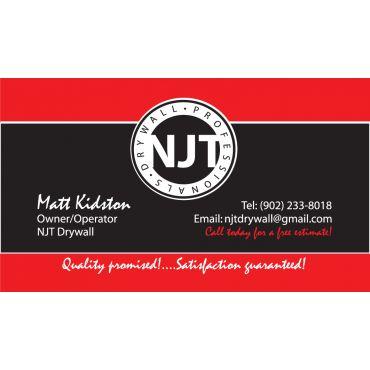 NJT Drywall Professionals PROFILE.logo