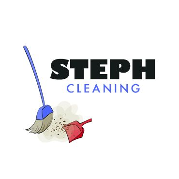 Steph Cleaning logo