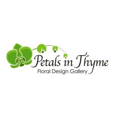 Petals In Thyme PROFILE.logo