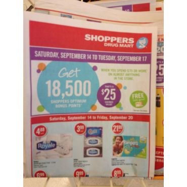 Shoppers Drug Mart logo