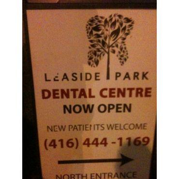 Leaside Dentistry logo