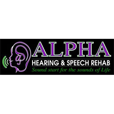Alpha Hearing&Speech Rehab PROFILE.logo