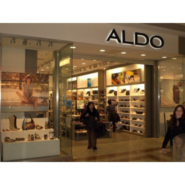 Aldo Shoes PROFILE.logo