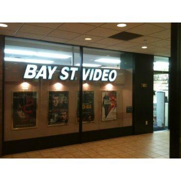 Bay Street Video logo