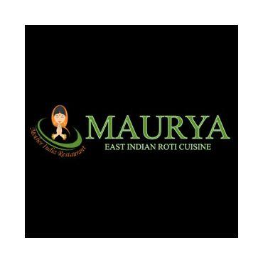 Maurya East Indian Roti logo