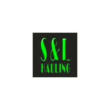 S&L Hauling logo