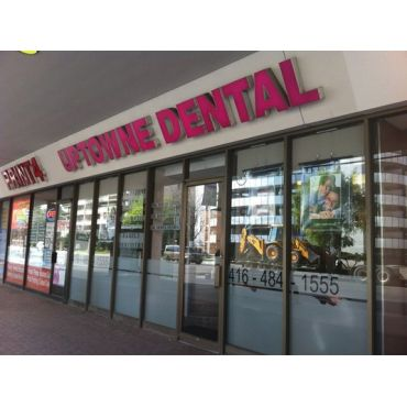 Uptowne Dental Centre logo