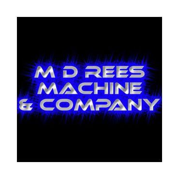 M D Rees Machine & Company logo