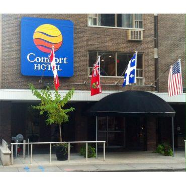 Comfort Hotel Downtown PROFILE.logo