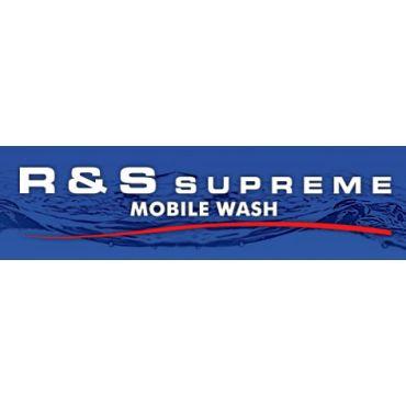 R&S SUPREME MOBILE WASH INC PROFILE.logo