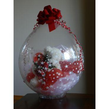 Stuffed Gift Balloons