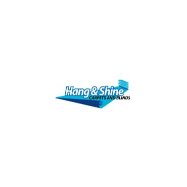Hang & Shine Carpets & Blinds PROFILE.logo