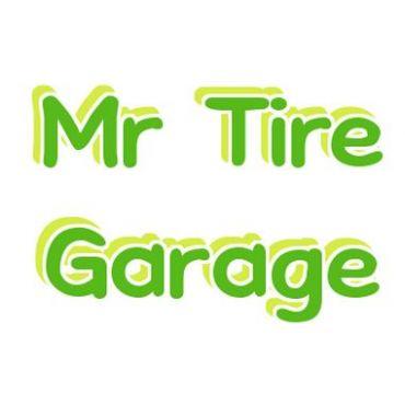 Mr Tire Garage PROFILE.logo