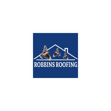 Robbins Roofing logo