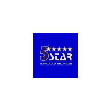 5 Star Window Blinds PROFILE.logo