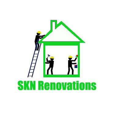 SKN Renovations logo