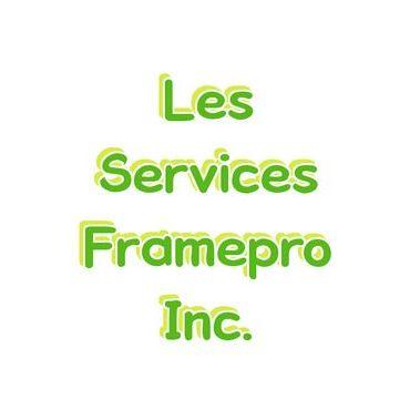 Les Services Framepro Inc. logo