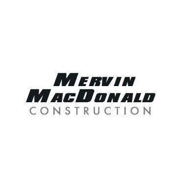Mervin MacDonald Construction PROFILE.logo