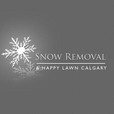 Snow Removal & Happy Lawn Calgary logo