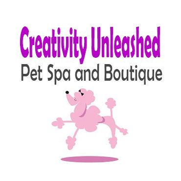 Creativity Unleashed Pet Spa and Boutique logo