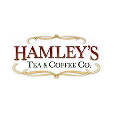 Hamley's Tea & Coffee Co. logo