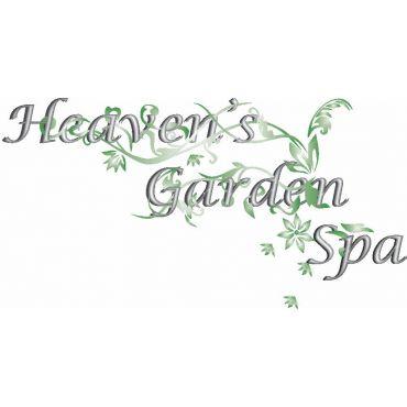 Heaven's Garden Spa logo