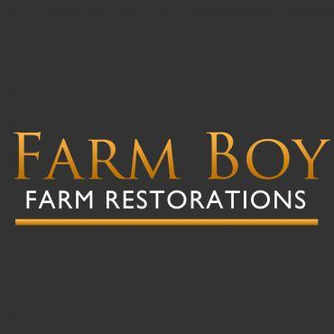 Farm Boy Farm Restorations logo