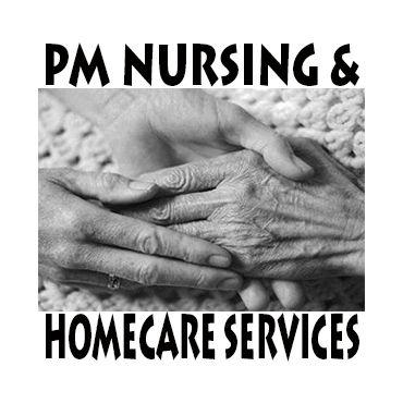 PM Nursing & Homecare Services logo