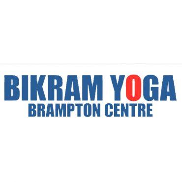 Bikram Yoga Brampton logo