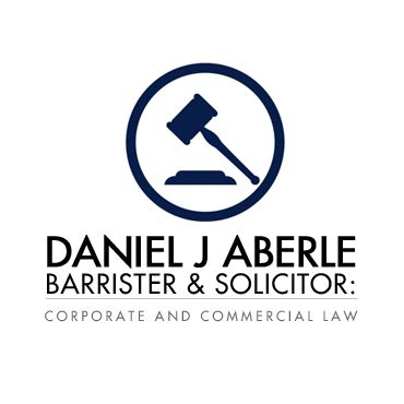 Daniel J Aberle, Barrister & Solicitor: Corporate and Commercial Law logo