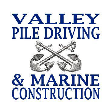 Valley Pile Driving & Marine Construction PROFILE.logo