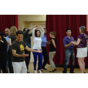 Salsa Bachata Dance Lessons.Ca PROFILE.logo
