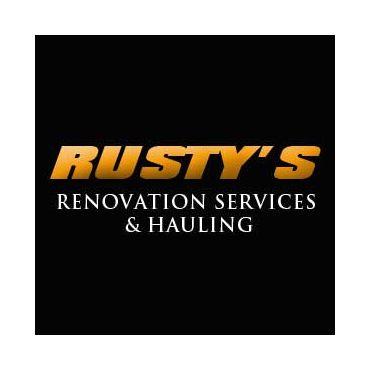 Rusty's Renovation Services & Hauling logo