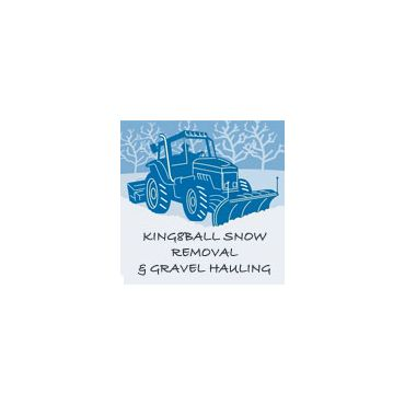 King8ball Snow Removal & Gravel Hauling Services PROFILE.logo