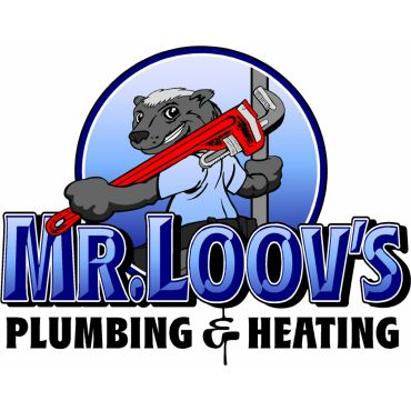 Mr. Loov's Plumbing & Heating logo
