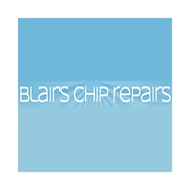 Blair's Chip Repairs logo