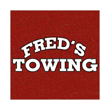 Fred's Towing PROFILE.logo