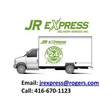 JR Express Delivery Service Inc logo