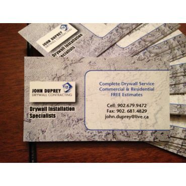 John Duprey Drywall Contracting PROFILE.logo