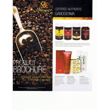 Product Brochure page 1