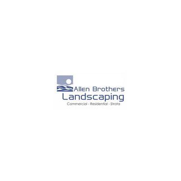 Allen Brothers Landscaping logo