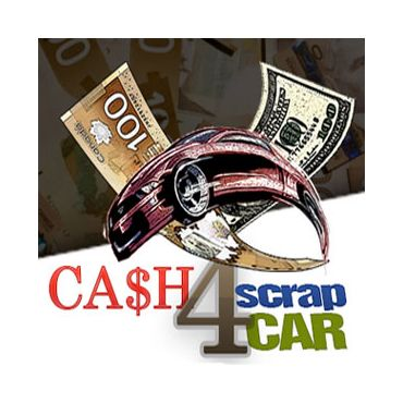 Cash 4 Scrap Car logo