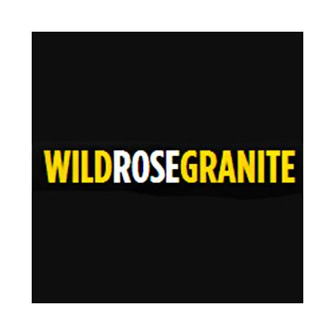 Wild Rose Granite logo