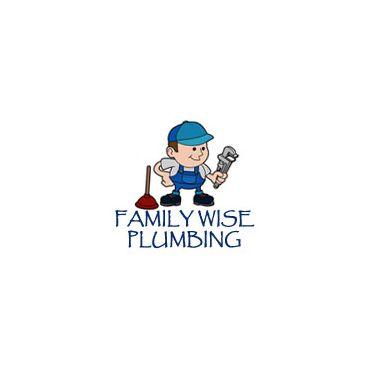 Family Wise Plumbing PROFILE.logo