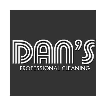 Dan's Professional Cleaning logo