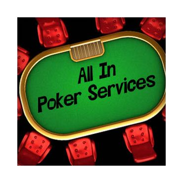 All In Poker Services logo