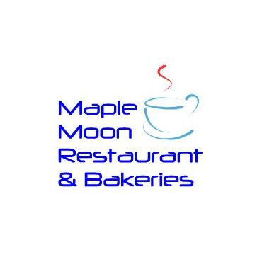 Maple Moon Restaurant and Bakeries logo