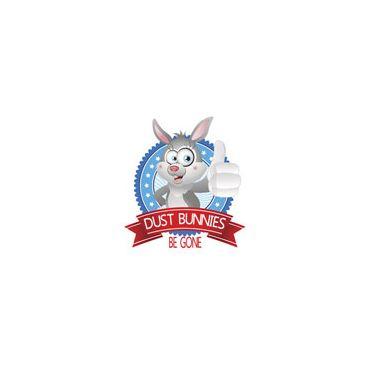 Dust Bunnies Be Gone logo