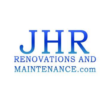 JHR Renovations & Maintenance PROFILE.logo