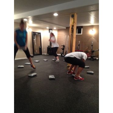 Small Group Boot Camp